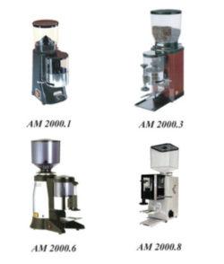 Coffee Grinders Series AM 2000