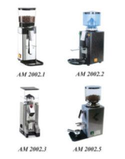 Instant coffee grinders  Series  AM  2002