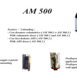 SERIE  AM 500