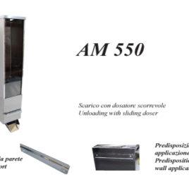 SERIE  AM 550
